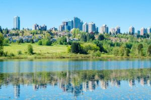 Going Green in Vancouver, British Columbia