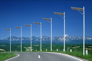 The New-Age Solar Street Lights: More Features, Better Power!
